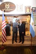 Celebración del Bicentenario de la Independencia Argentina en Malasia